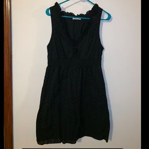 Black Lace Old Navy Sundress (L)